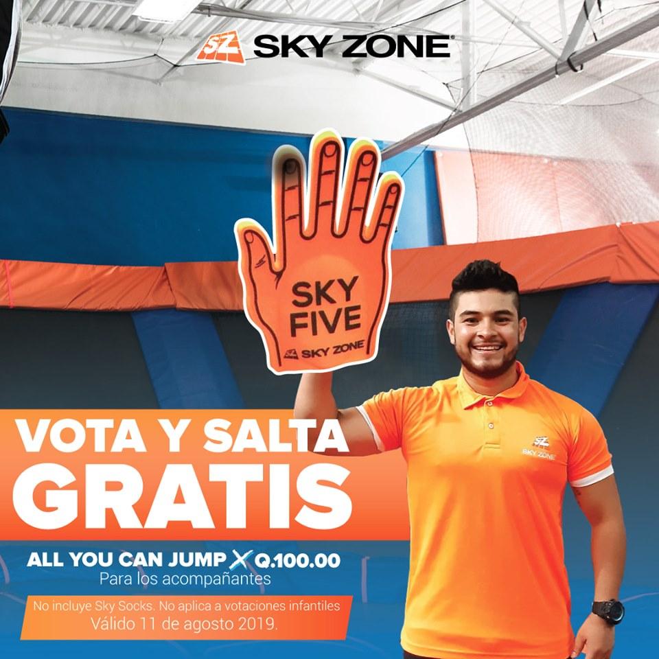Promoción elecciones en Guatemala