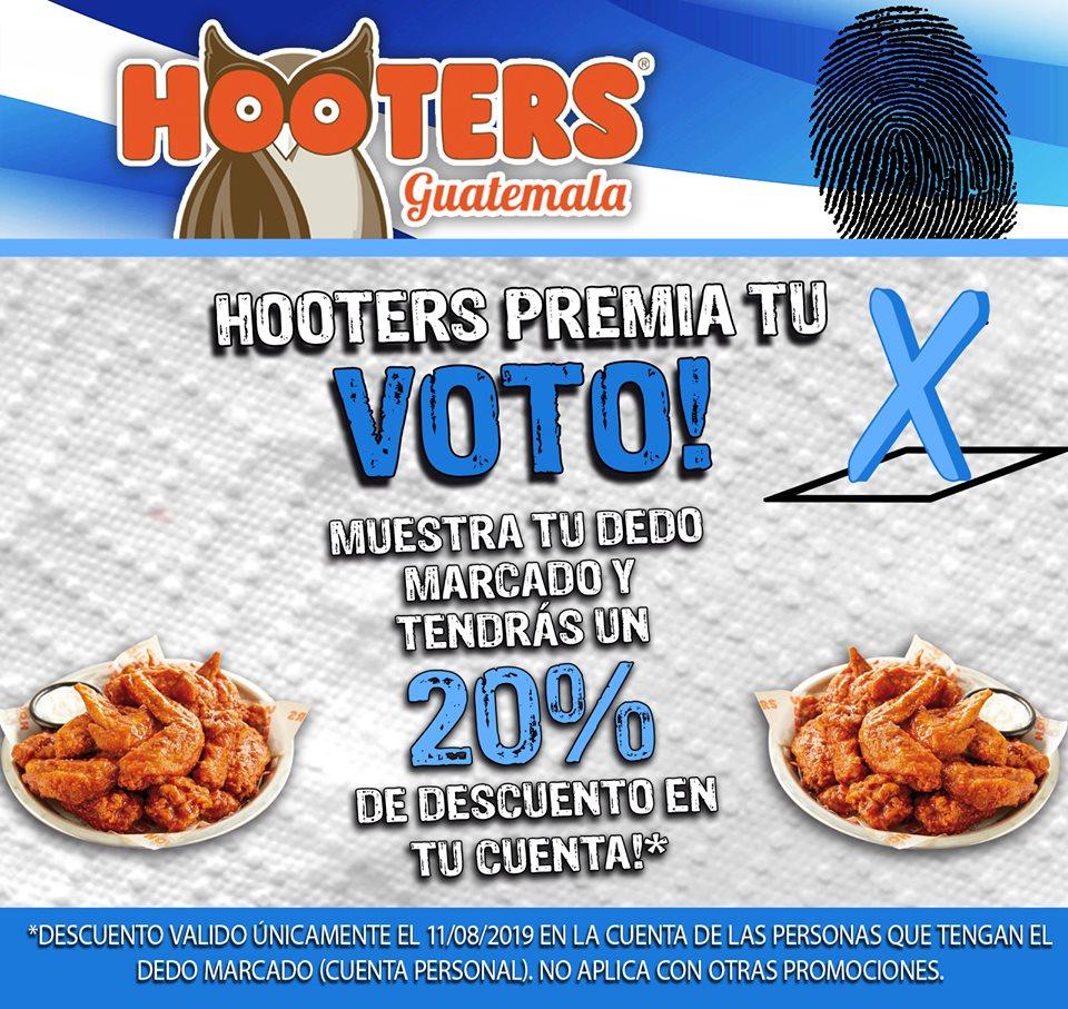 Promociones para guatemaltecos por elecciones