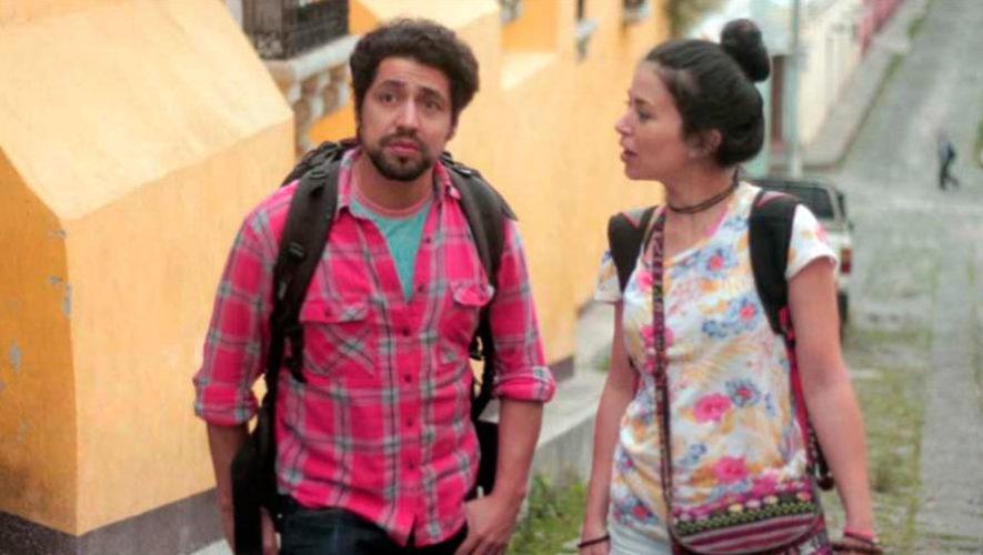 Proyección en Antigua Guatemala de la película El Rey de Xela | Agosto 2019