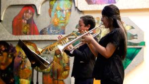 Recital de vientos en el Conservatorio Nacional de Música | Agosto 2019