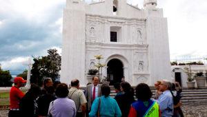 Recorrido guiado por emblemáticos lugares del Centro Histórico | Agosto 2019