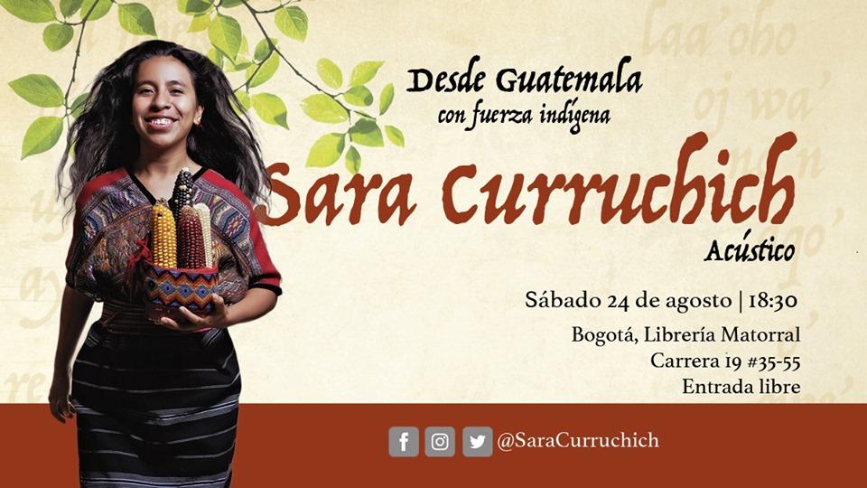 Sara Curruchich destacó en reportaje de France 24 Español