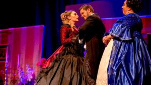 Segunda temporada de la obra teatral La Dama de las Camelias | Noviembre - Diciembre 2019