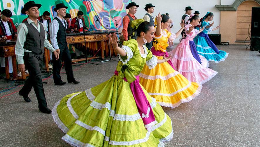 Show gratuito de danzas folklóricas y música guatemalteca | Agosto 2019