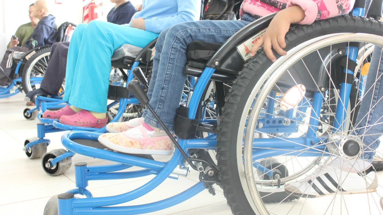 Sillas de ruedas gratis