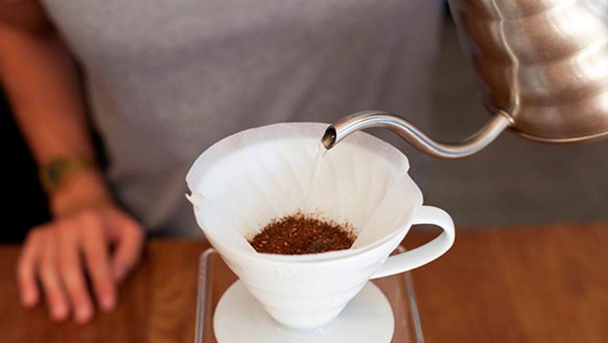 Taller de métodos de café para principiantes | Agosto 2019
