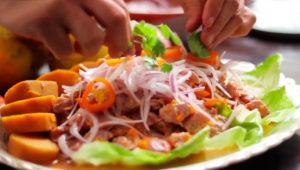 Talleres gratuitos de comida peruana | Agosto 2019