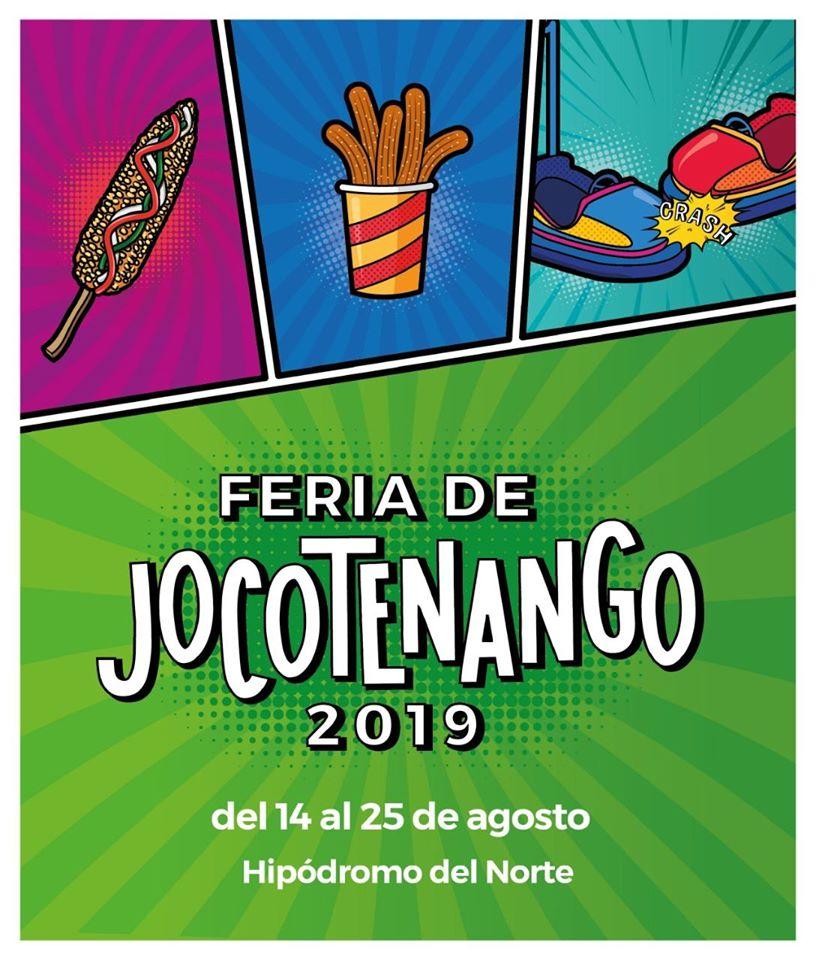 Todos los detalles de la Feria de Jocotenango 2019 en la Ciudad de Guatemala