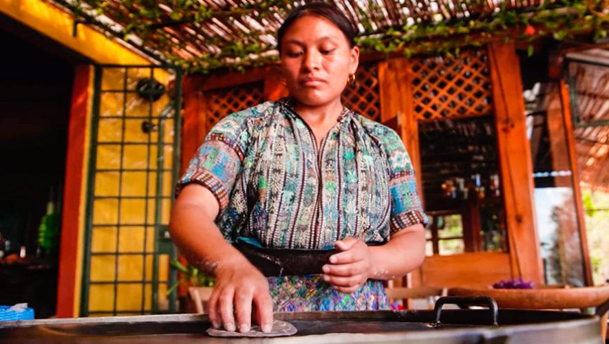 Tortillas guatemaltecas fueron destacadas en reportaje de CNN Destinos
