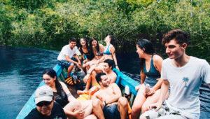 Viaje a la Laguna de Ayarza junto a Happy People   Agosto 2019