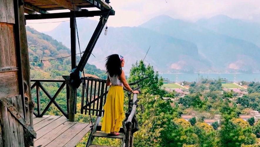 Viaje a los pueblos alrededor del Lago de Atitlán