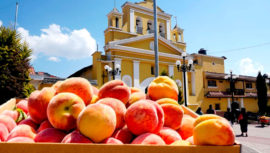 Viaje al Festival del Melocotón en Salcajá, Quetzaltenango   Agosto 2019
