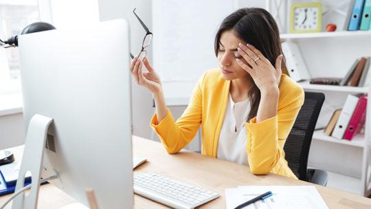 Consejos para aliviar el dolor de cabeza producido por la migraña