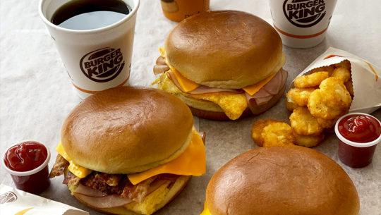 Ahora en Burger King Guatemala puedes encontrar nuevos y deliciosos desayunos