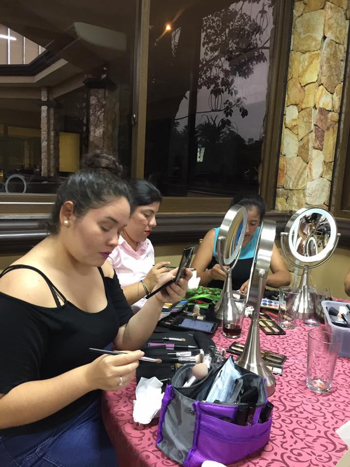 (Foto: Liliana Garcia Show Makeup Studio, Quetzaltenango)