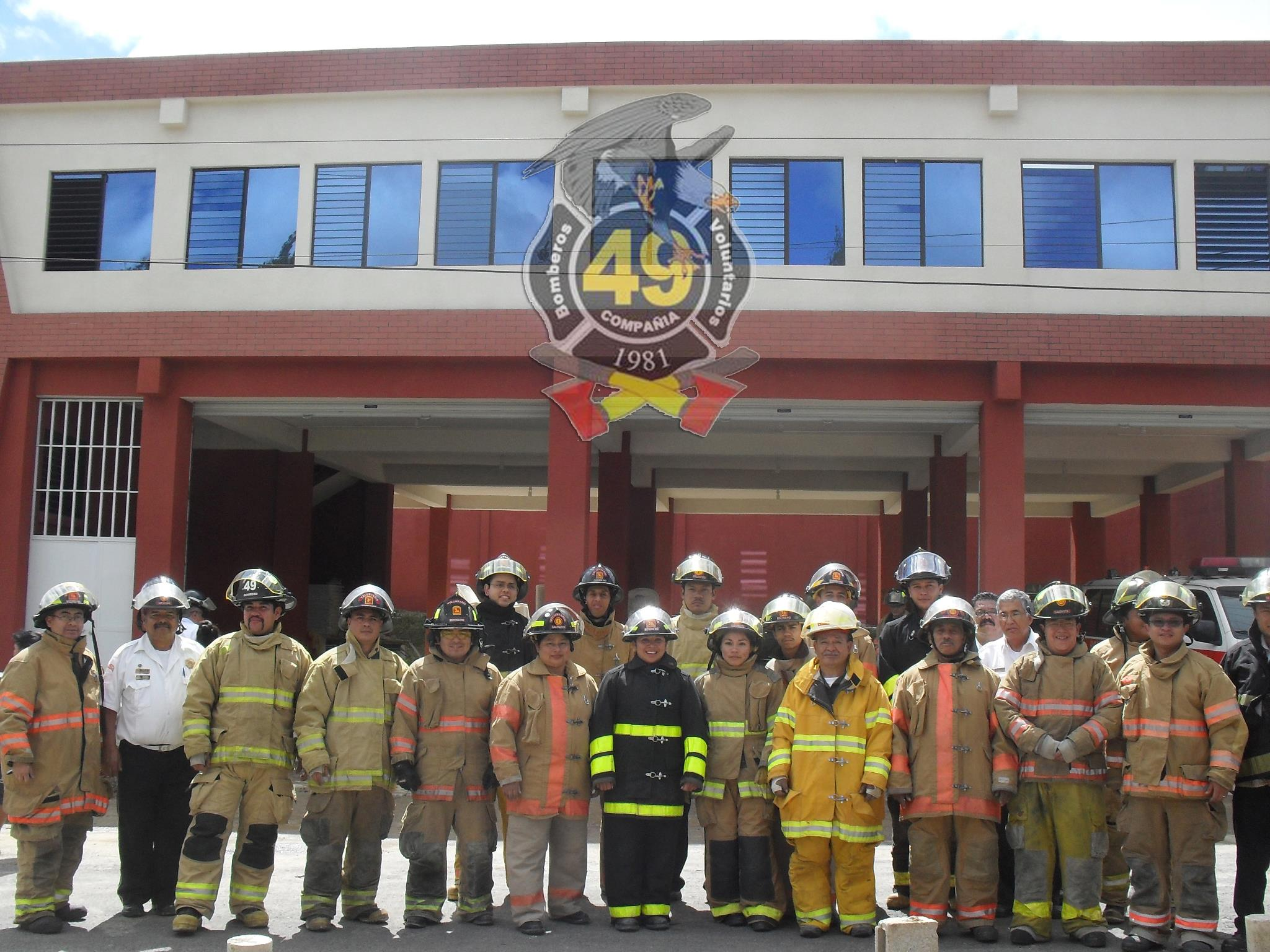 (Foto: 49 Compañía Bomberos Voluntarios)