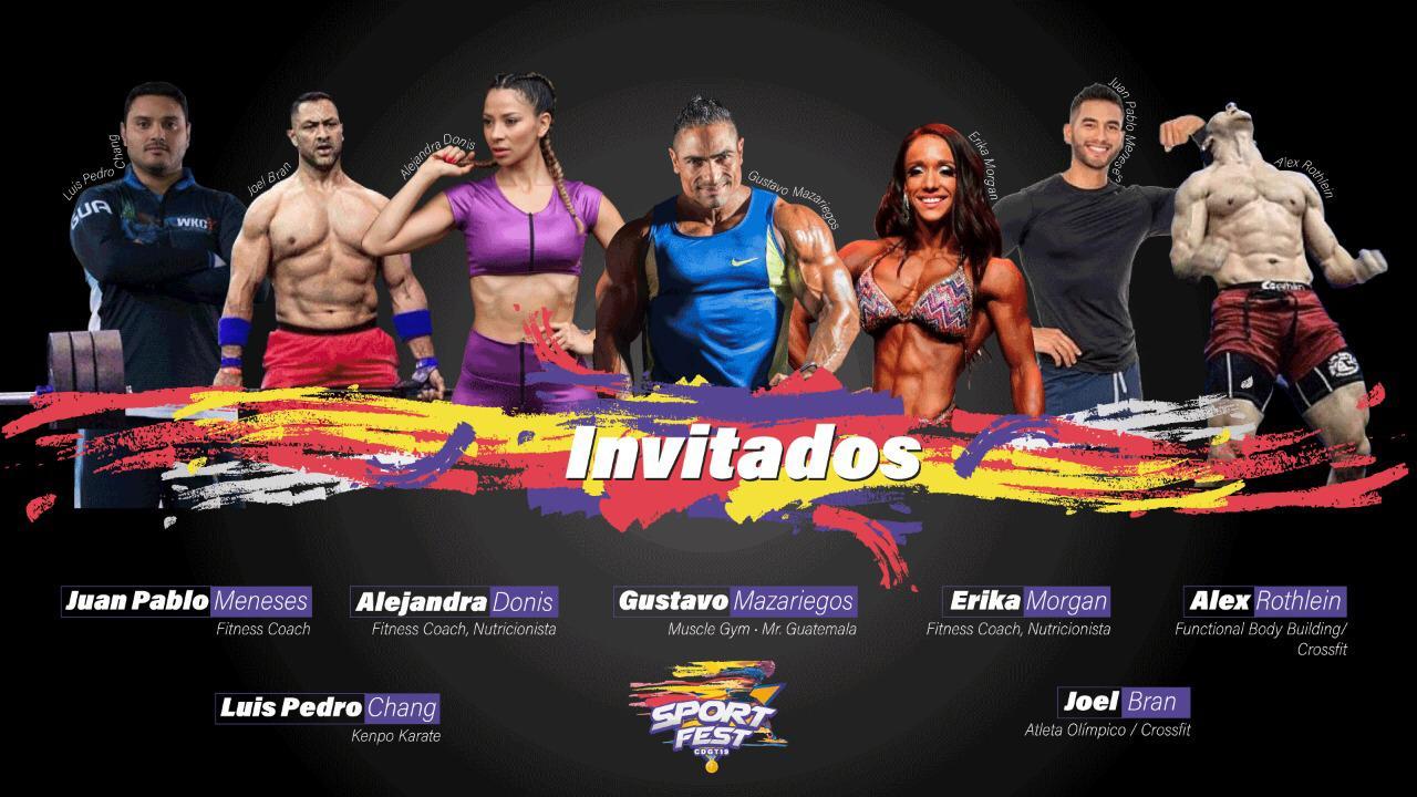 (Foto: Sport Fest Guatemala)