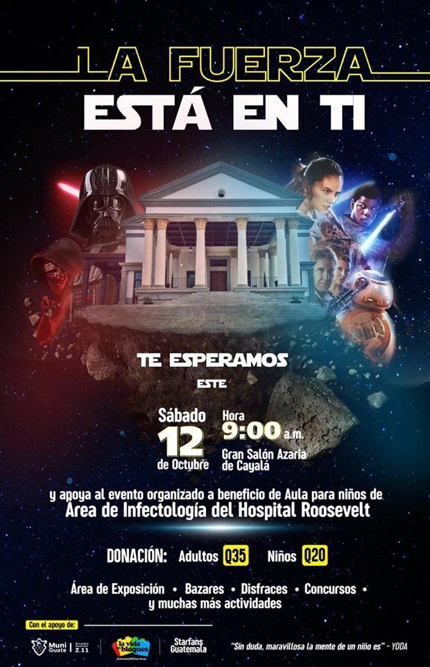 (Foto: Starfans Guatemala)