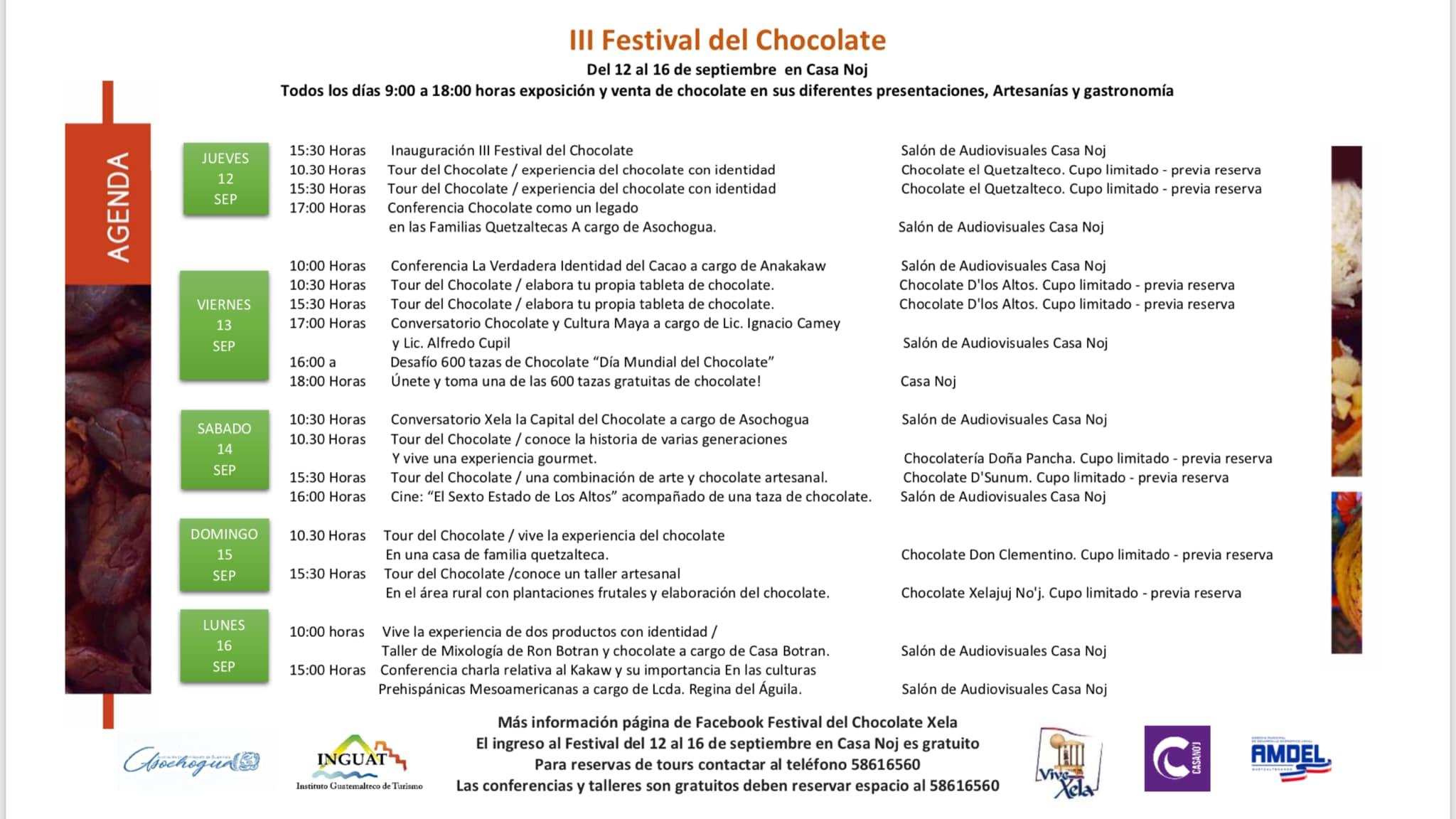 (Foto: Festival del Chocolate Xela)