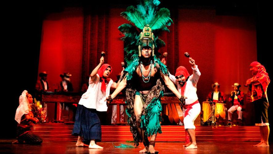 A Guatemala, show gratuito con marimba, danza y coros | Septiembre 2019