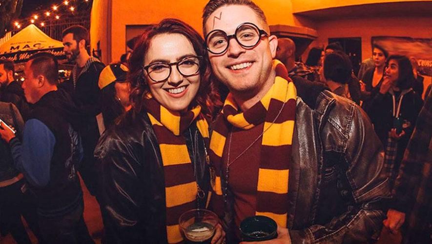 Actividades para fanáticos de Harry Potter en Zona 1 | Octubre 2019