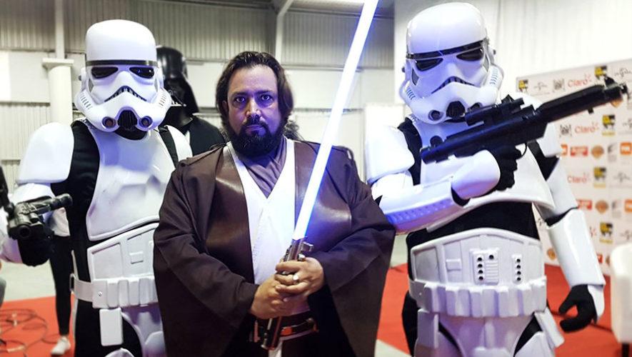 Actividades para fanáticos de Star Wars en Guatemala | Octubre 2019