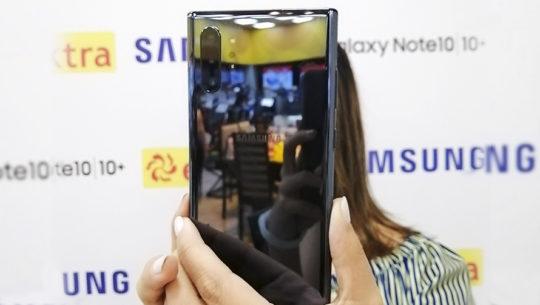 Adquiere el Samsung Galaxy Note 10 y Note 10+ en oferta en Elektra