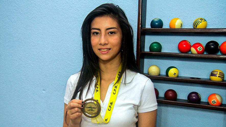 Ángeles Díaz se quedó con el oro del Campeonato Panamericano de Bola 9 2019