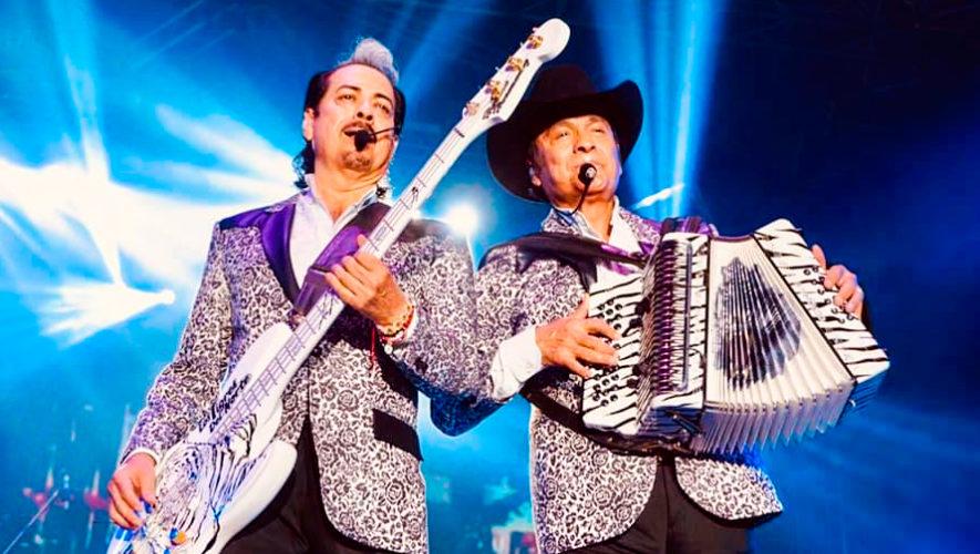 Anuncian concierto de Concierto de Los Tigres del Norte en Quetzaltenango para el 2019