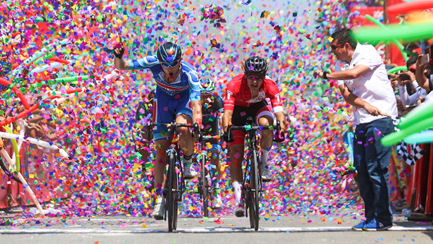 Anuncian el recorrido para la 59 Vuelta Ciclística a Guatemala 2019