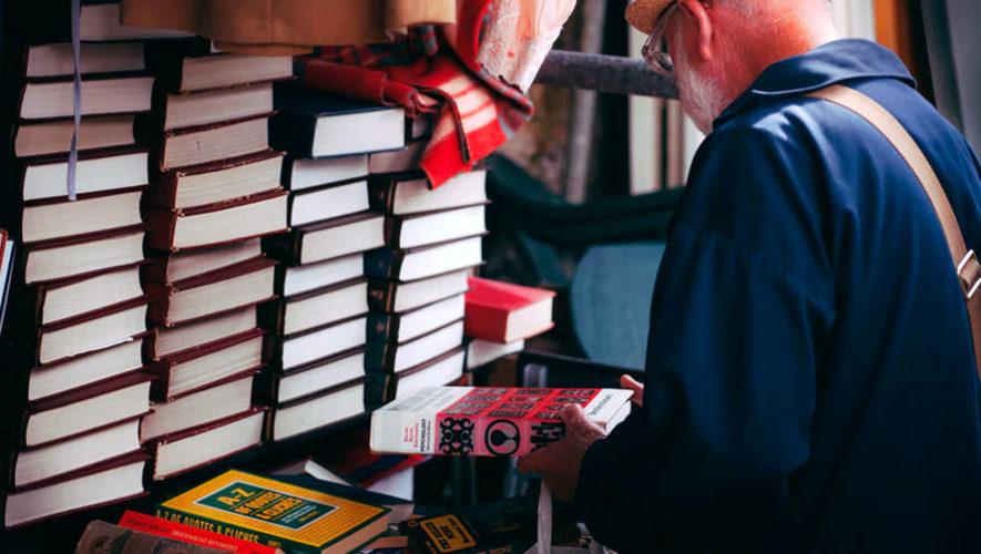 Bazar de libros nuevos y usados en Guatemala | Septiembre 2019
