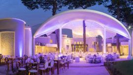 Lugar para celebrar un convivio artístico y elegante en Guatemala