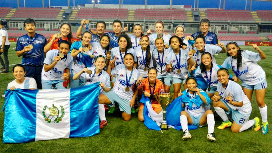 Calendario de Unifut-Rosal en el Torneo Interclubes Femenino de UNCAF 2019