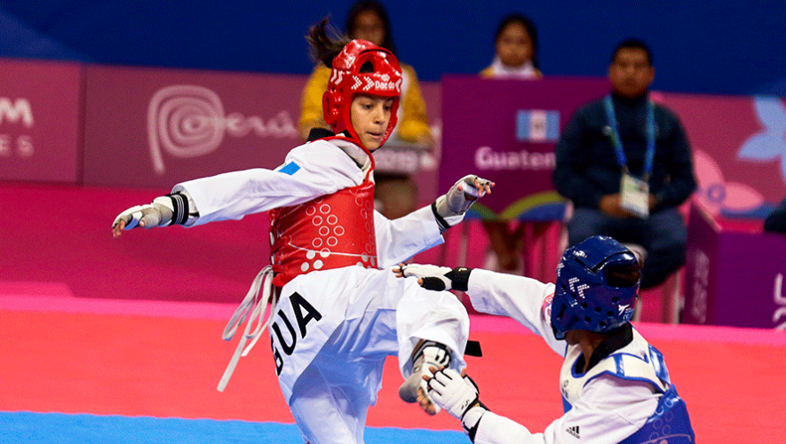 Campeonato Mayor y Juegos Nacionales de Taekwondo | Septiembre 2019