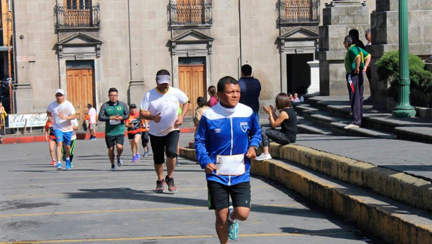 Carrera 10K por las Cúpulas en Quetzaltenango   Septiembre 2019
