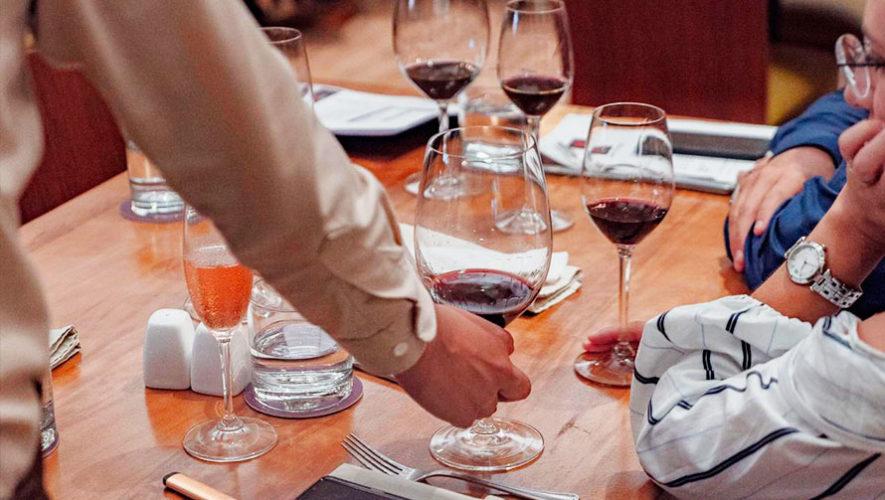 Cata de vinos benéfica en Zona 10 | Septiembre 2019