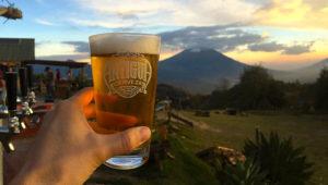 Celebración del Oktoberfest en Chermol, Antigua Guatemala   Octubre 2019