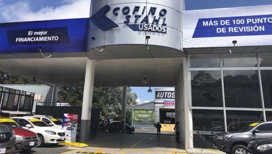 Cofiño Stahl Usados abrió nueva agencia en Carretera a El Salvador en Guatemala