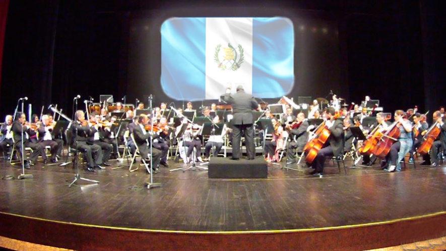 Concierto de Independencia por la Orquesta Sinfónica Nacional | Septiembre 2019