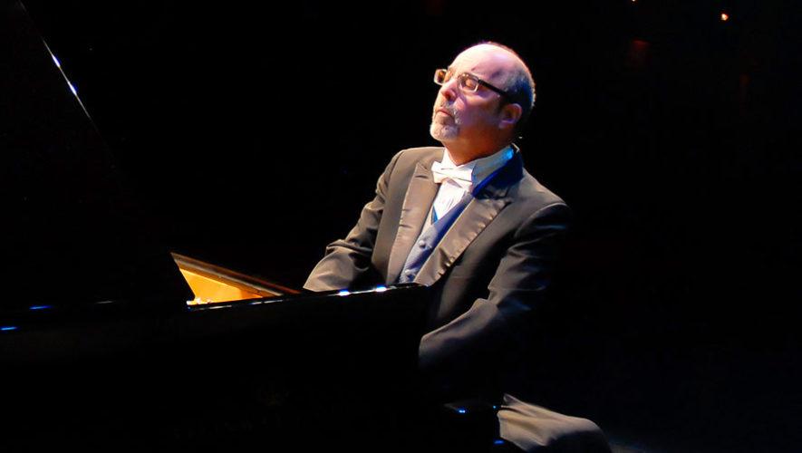 Concierto del pianista Norman Krieger en Guatemala | Octubre 2019