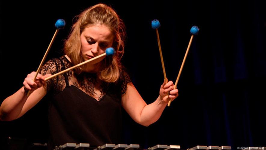 Concierto gratuito de marimba contemporánea en el Paraninfo | Septiembre 2019