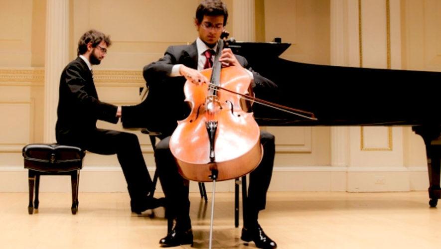 Concierto gratuito para piano y violonchelo con músicos italianos | Septiembre 2019