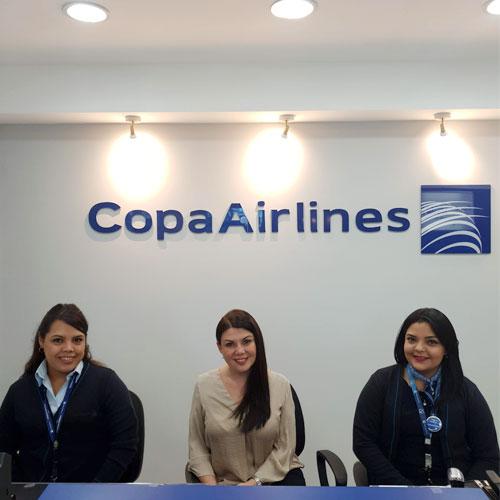Copa Airlines Guatemala Aerolínea Vuelos