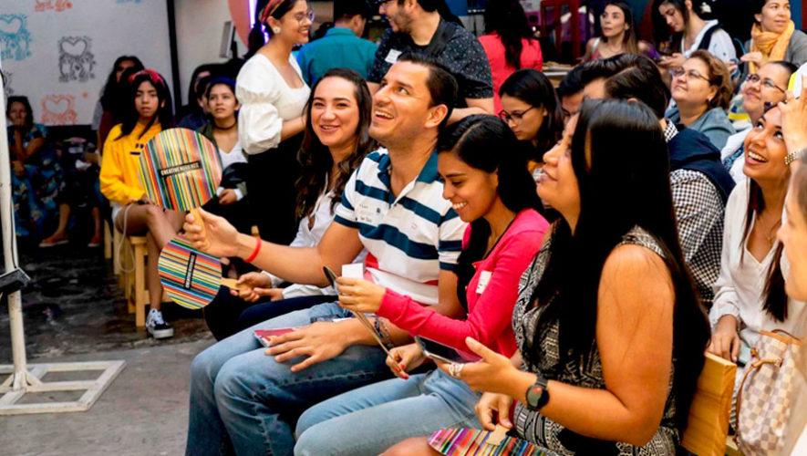 Creative Mornings, charla gratuita con creativos guatemaltecos | Septiembre 2019
