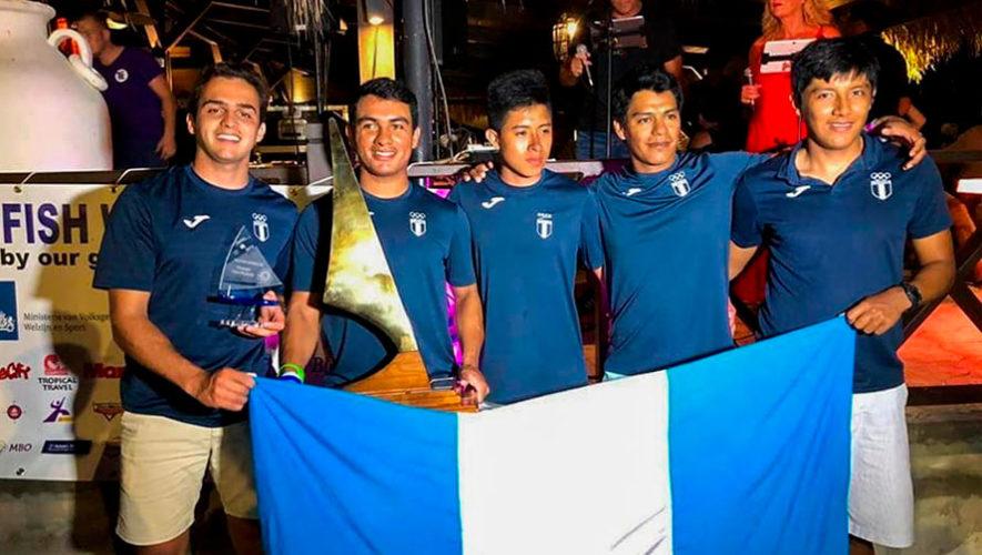 David Hernández se proclamó campeón del Mundial de Sunfish 2019