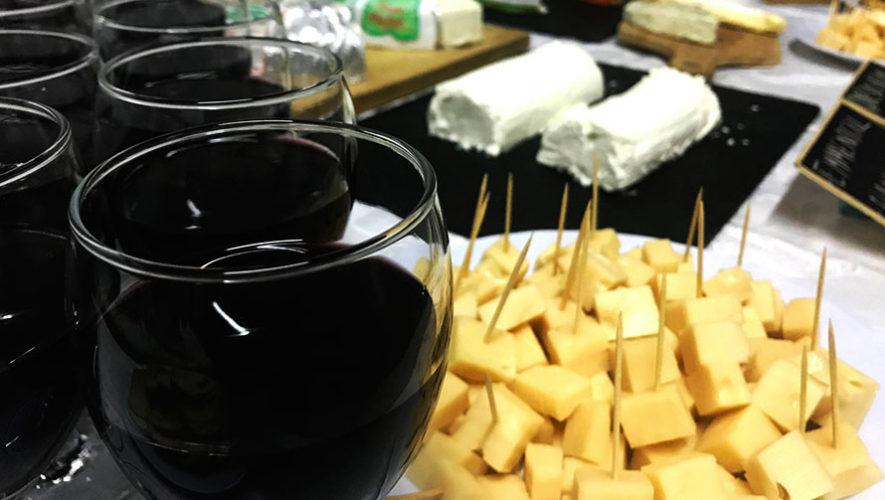 Degustación de quesos en Antigua Guatemala | Septiembre 2019
