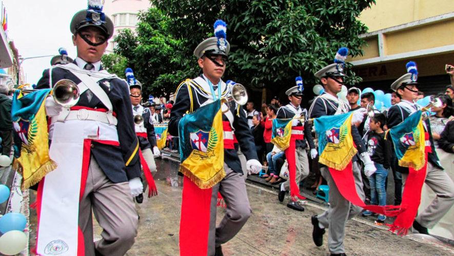 Desfile Cívico Escolar del Día de la Independencia   Septiembre 2019