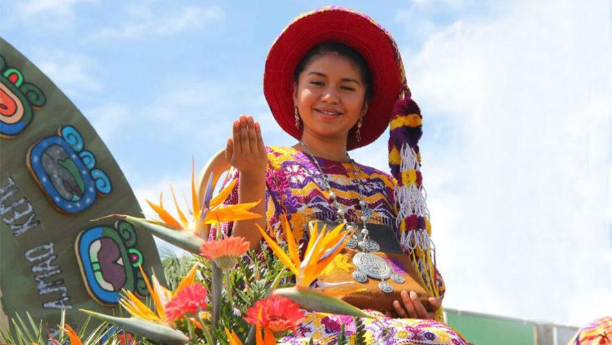 Desfile de carrozas en Quetzaltenango | Septiembre 2019