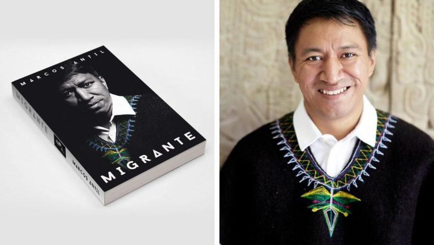 Lanzamiento del primer libro del guatemalteco Marcos Antil | Septiembre 2019