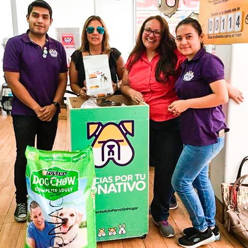 Donativos de concentrado GUATEMALA